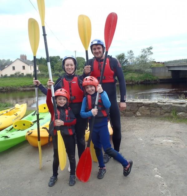 family activity experience carrowmena