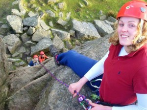 rock climbing carrowmena