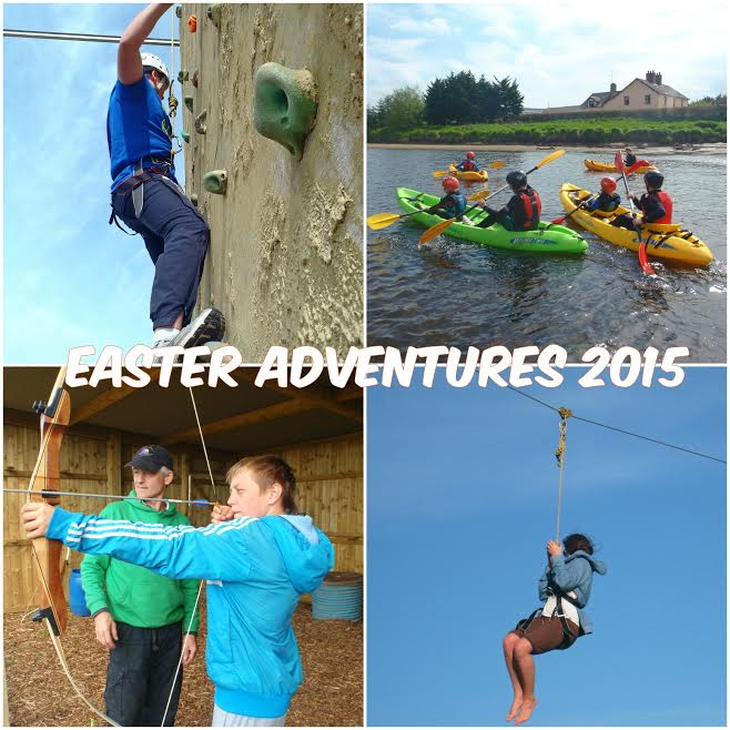 easter adventures at carrowmena