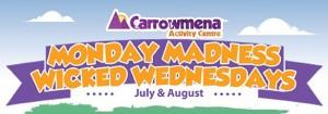 monday madness and wicked wednesday at carrowmena