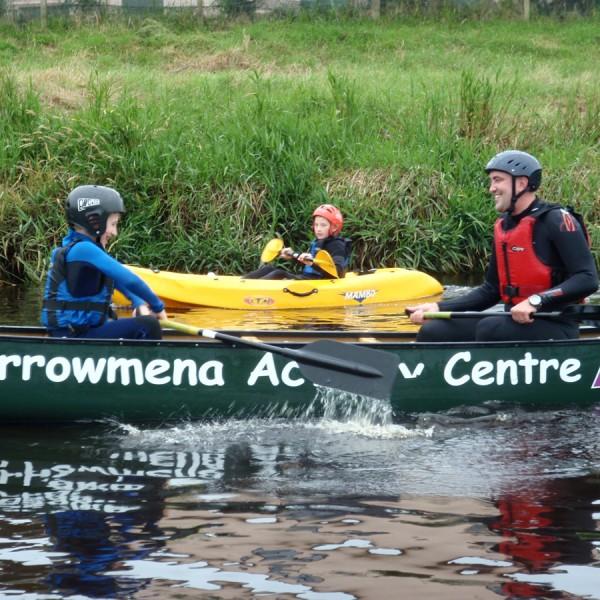 Family-Canoe-Experience