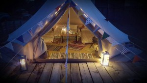 Bell Tent Pic x 6