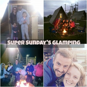 Super Sunday Glampers