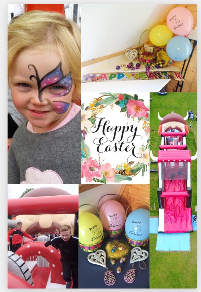 Easter Egg Trail - Easter Egg Hunt