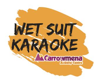 Wet suit karaoke