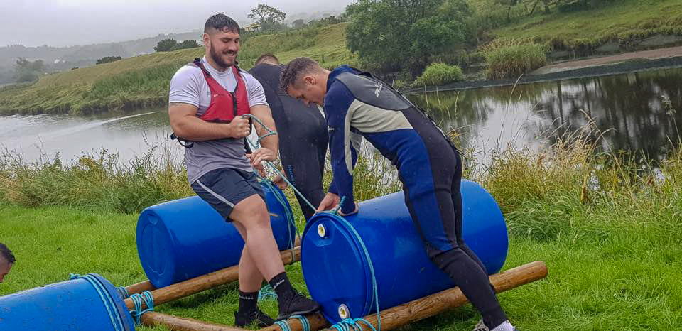 Monday 23rd August 2018 – Ulster Rugby Team Building