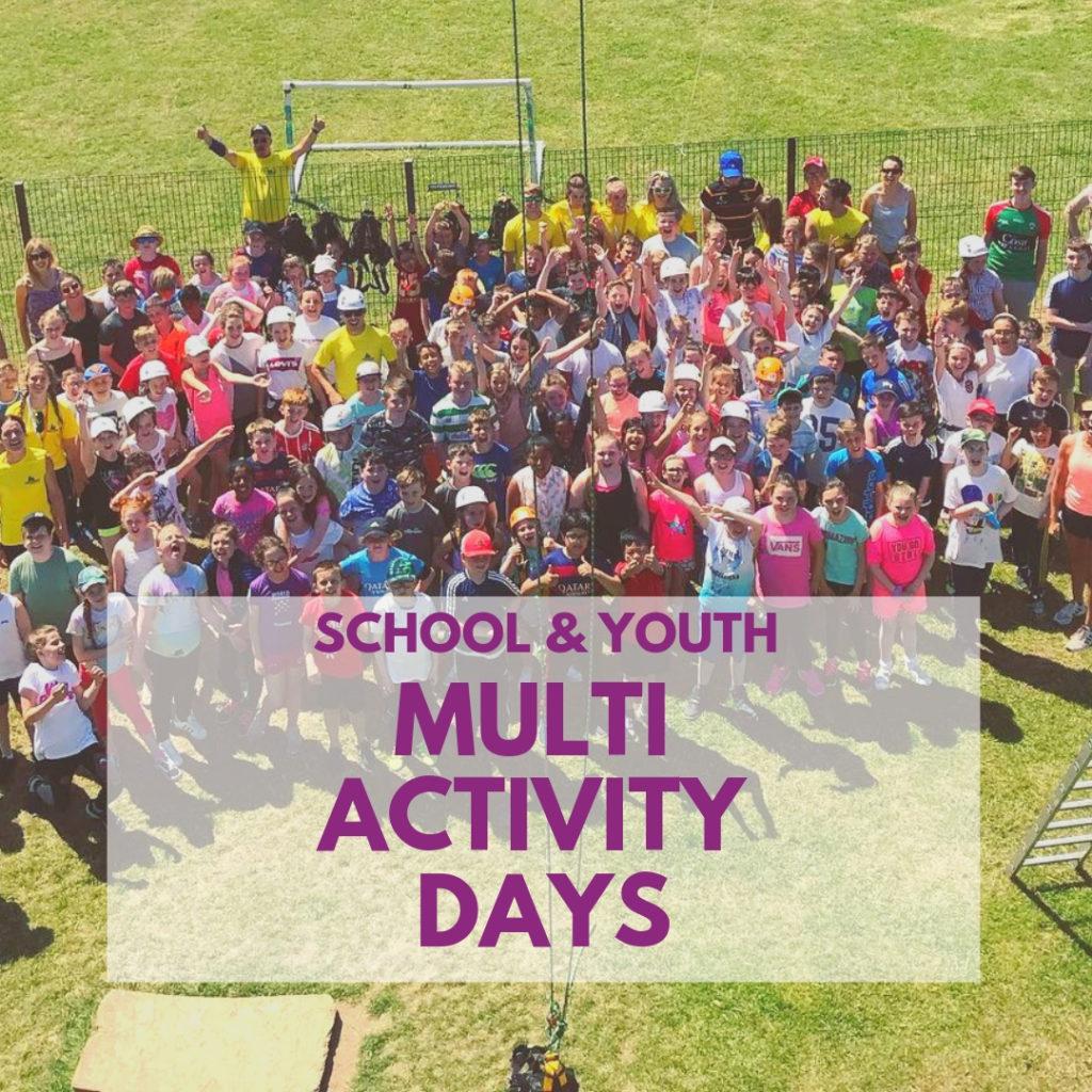 school youth activity