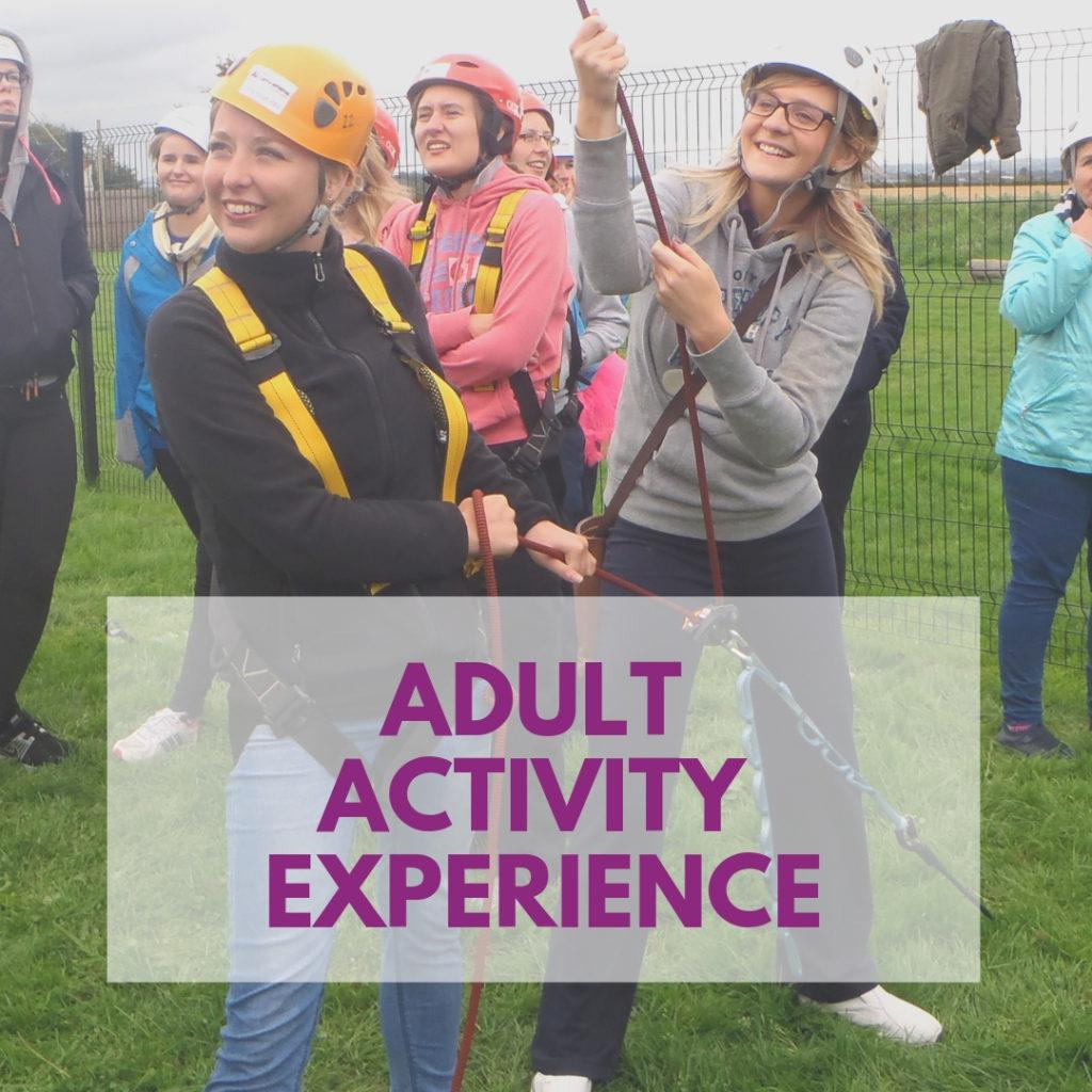 adult activity