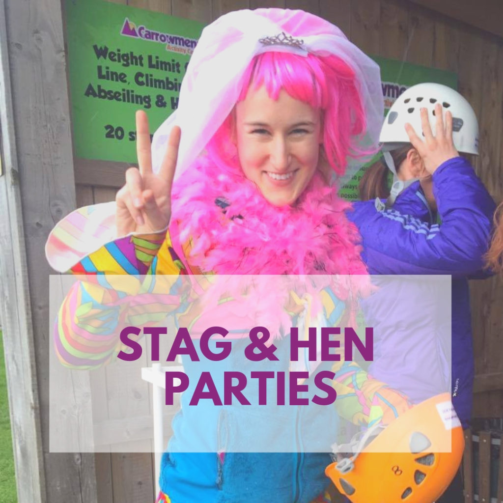 stag hen party