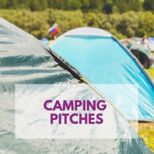 Camping - Northern Ireland